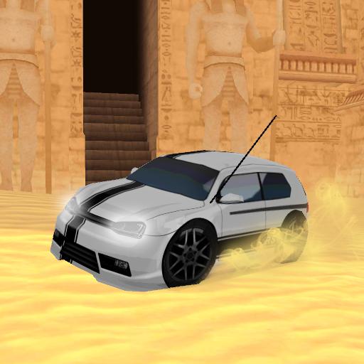 RC賽車金字塔冒險3D 賽車遊戲 LOGO-玩APPs