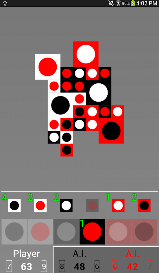 RED - screenshot