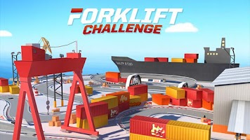 Screenshot of Forklift Challenge