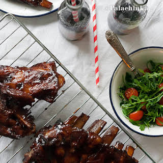 Coca-Cola Pork Ribs.