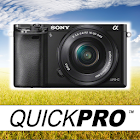 Guide to Sony a6000 icon