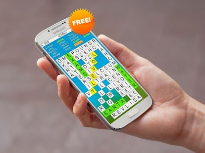Free Crosswords- screenshot thumbnail