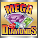 Mega Diamonds Slot Machine icon