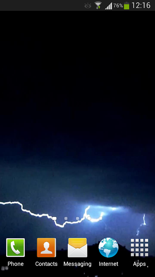 lightning live wallpaper hd 2 android apps on google play