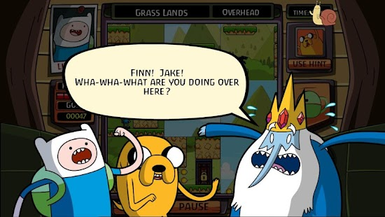Finn and Jake To The RescOoo- screenshot thumbnail