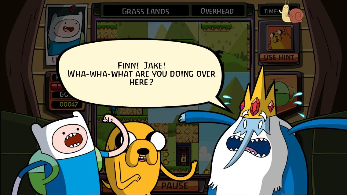 Finn and Jake To The RescOoo - screenshot