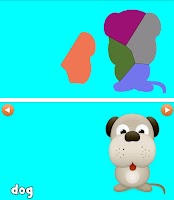 Screenshot of Kids Puzzle