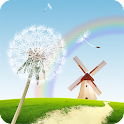 Dandelion Live Wallpaper Free icon