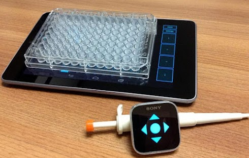 Pipette Guide Controller- screenshot thumbnail