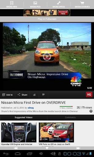 Nissan Micra Free