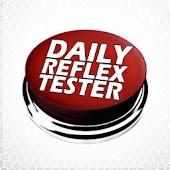 Daily Reflex Tester
