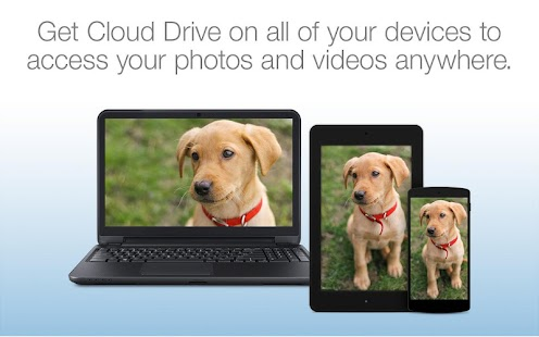 Amazon Photos - Cloud Drive - screenshot thumbnail
