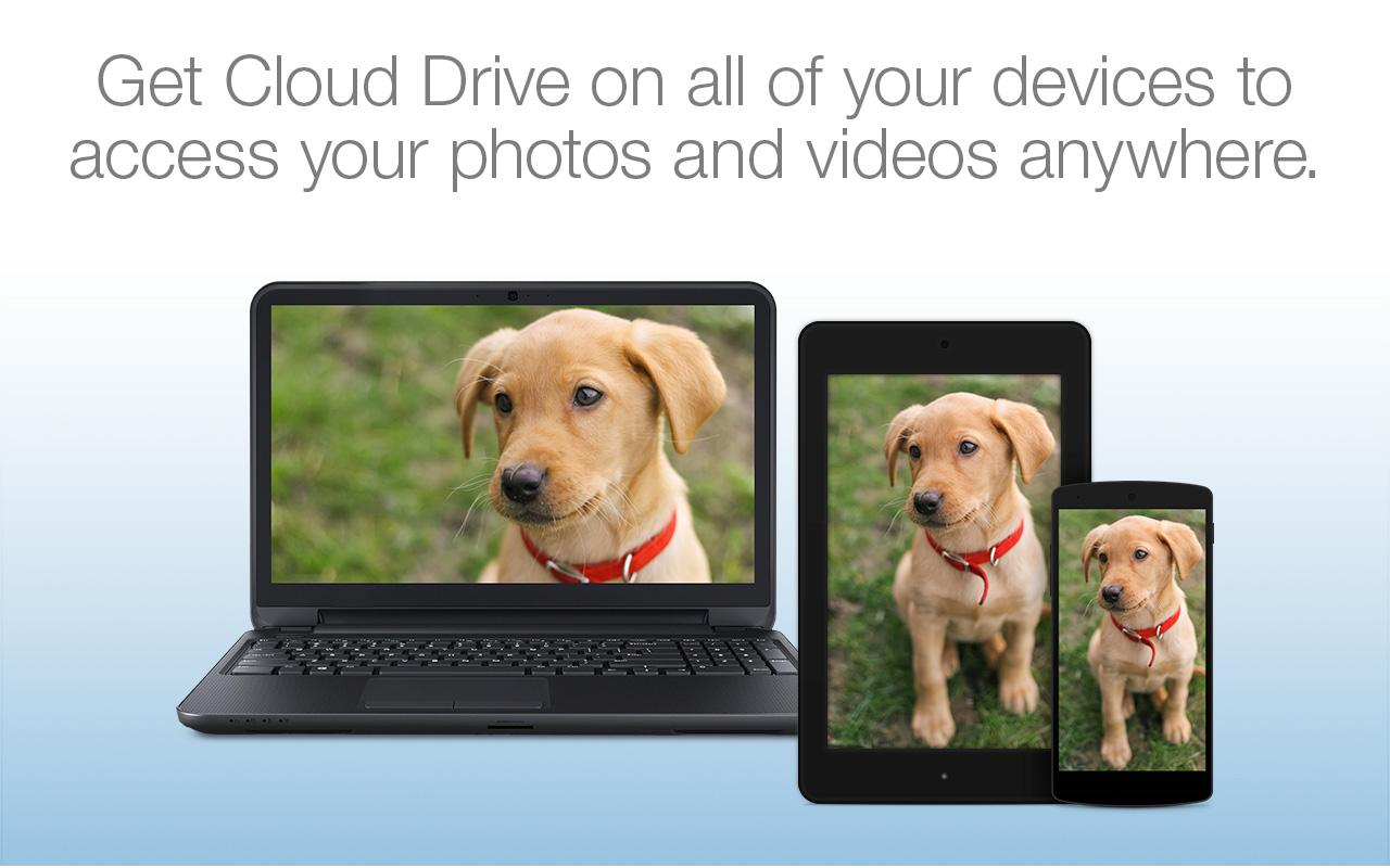 Amazon Photos - Cloud Drive - screenshot