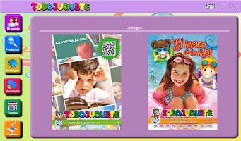 Screenshot of Todojuguete
