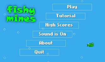 Screenshot of Fishy Mines