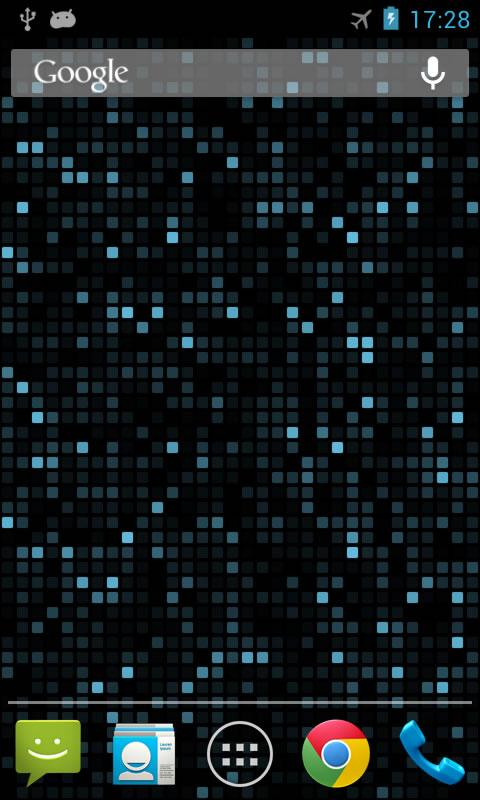 Dot Live Wallpaper- screenshot