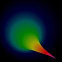 Color Storm Live Wallpaper Pro icon