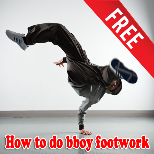 How to do bboy footwork