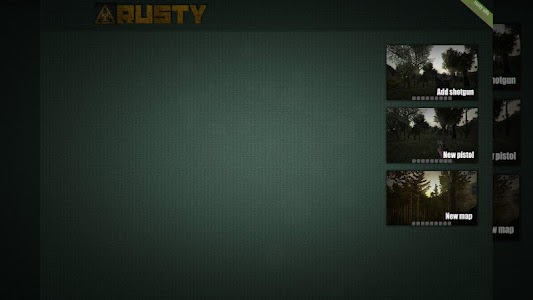 RUSTY SURVIVAL v3.1