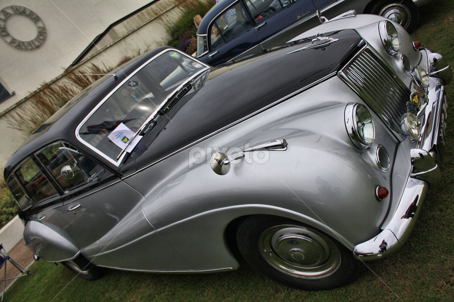 Classic by Dean Thorpe - Transportation Automobiles