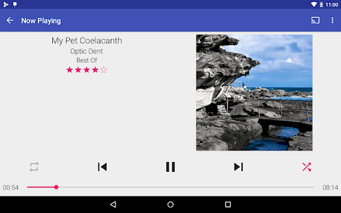 Music Player : GoneMAD (Trial) - screenshot thumbnail