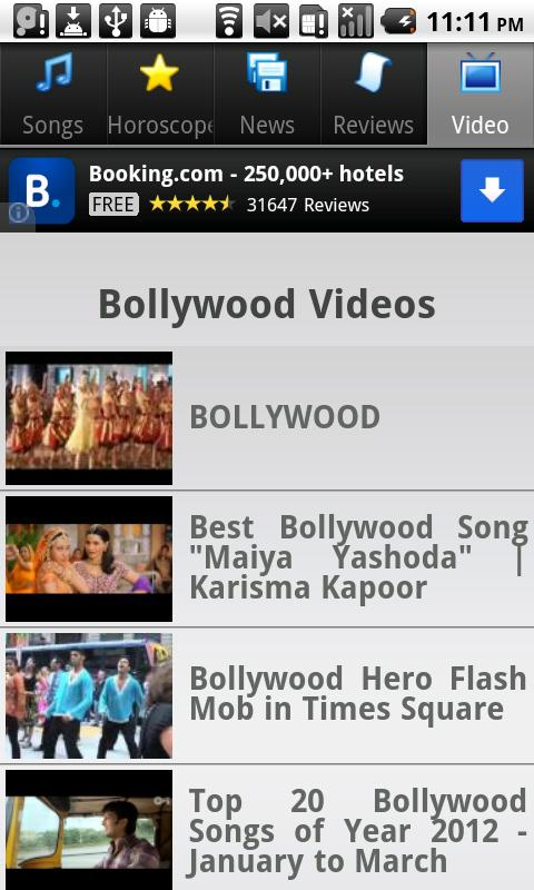 Hindi Songs - Bollywood Movies - screenshot