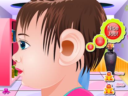 醫生遊戲 - 耳 休閒 App-愛順發玩APP