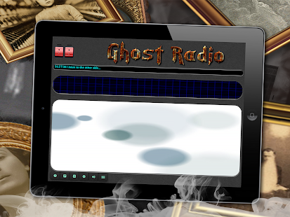 Paranormal Ghost EVP/EMF Radio- screenshot thumbnail