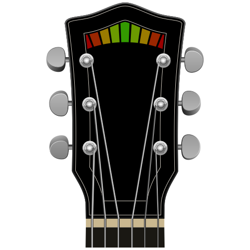 Simple Guitar Tuner file APK for Gaming PC/PS3/PS4 Smart TV