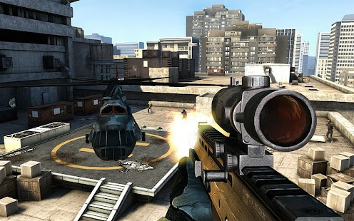 Modern Combat 3: Fallen Nation- screenshot thumbnail