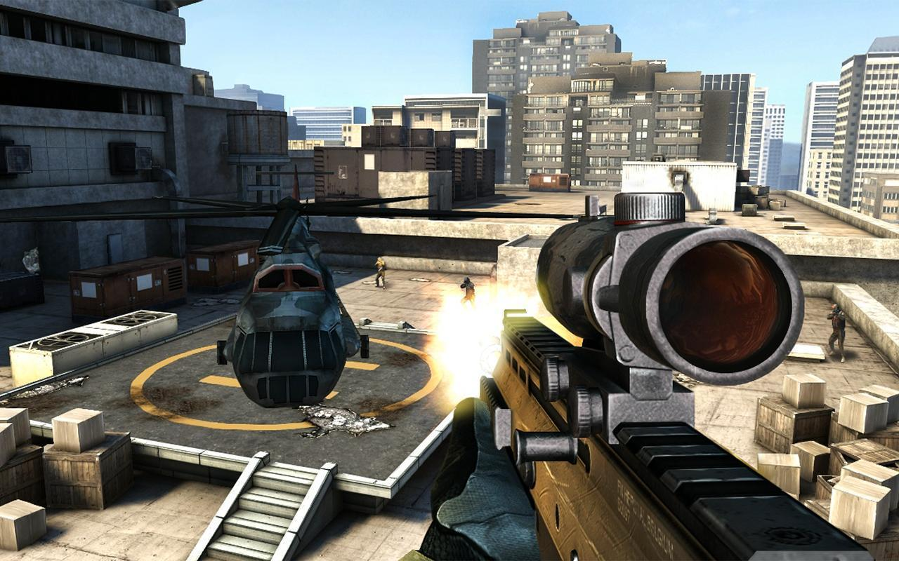 Modern Combat 3: Fallen Nation screenshot #3