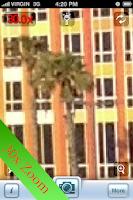 Screenshot of Camera ZOOM