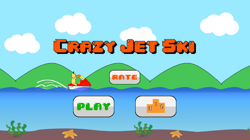 Crazy Jet Ski