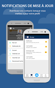 CamCard Lite Business Card R – Applications Android sur