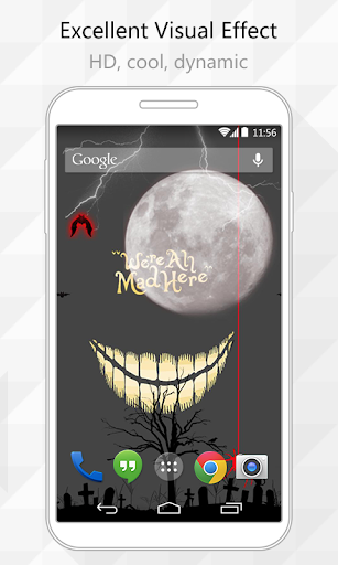 Horror Halloween LiveWallpaper