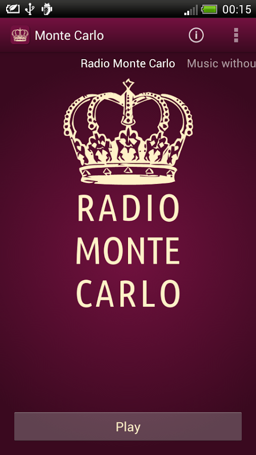 radio monte carlo android apps on play