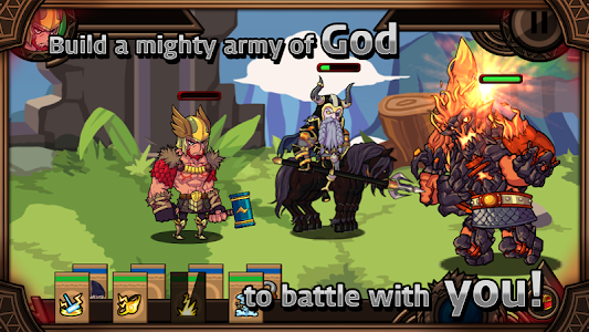 Thor: Lord of Storms v1.0.8 (Mod Gold/Gems)