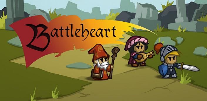 Battleheart - необычная смесь РПГ и стратегии