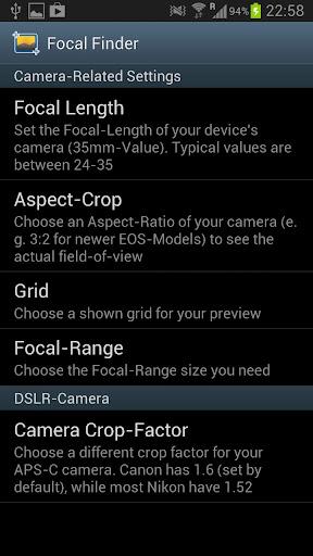 玩攝影App|Focal Finder免費|APP試玩