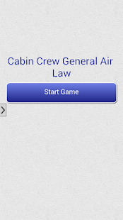 Cabin Crew General Air Law- screenshot thumbnail