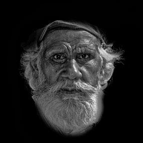 by Nj Javed - People Portraits of Men (  )
