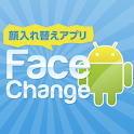 FaceChange logo