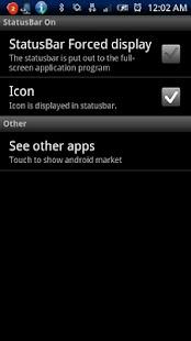 StatusBar On- screenshot thumbnail