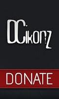 Screenshot of DCIkonZ Donate Silver