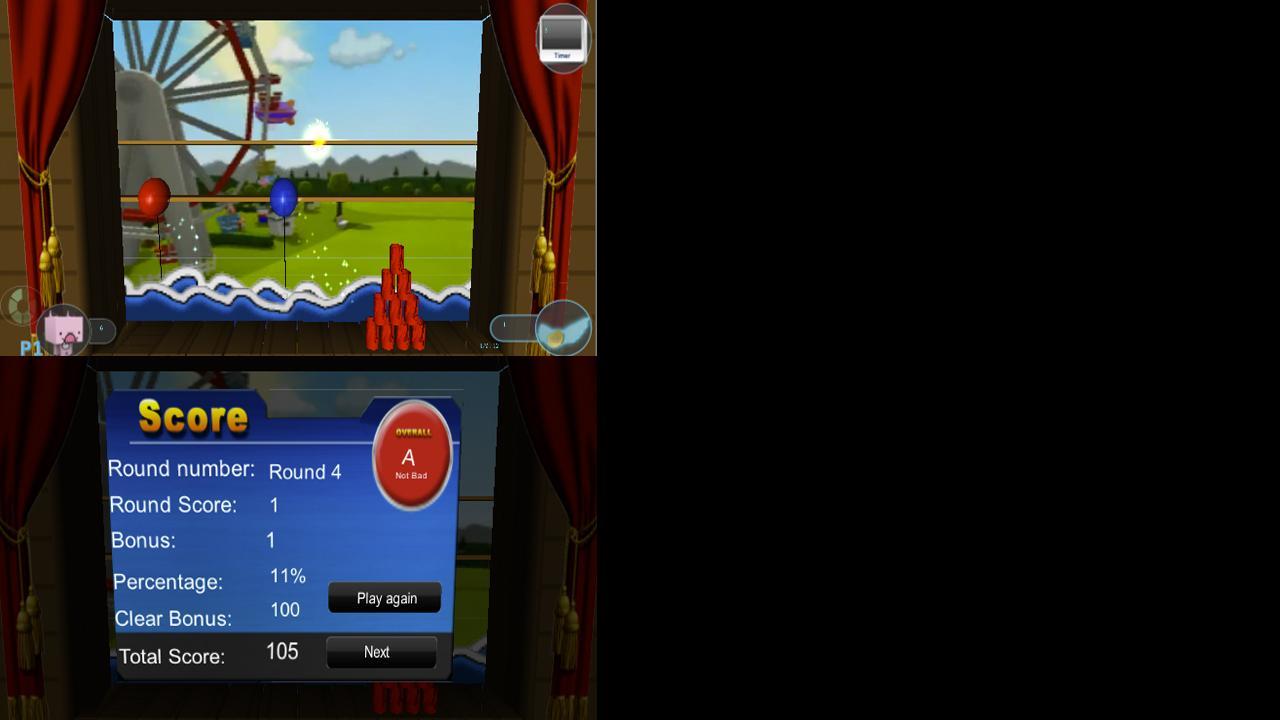 LoopTek Shooting World Lite- screenshot