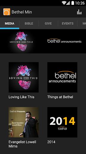 Bethel Ministries Inc.