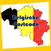 Postcode Belgische