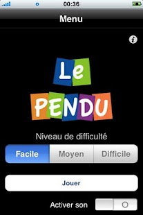 Le Pendu - screenshot thumbnail