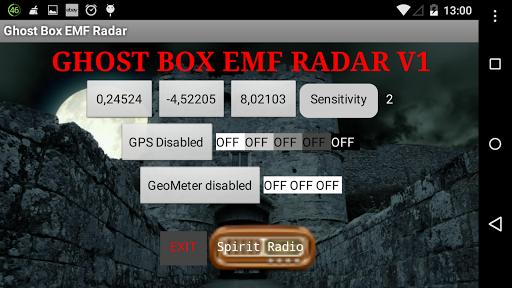 Ghost Box EMF Radar GeoMeter