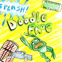 Doodle Frog logo